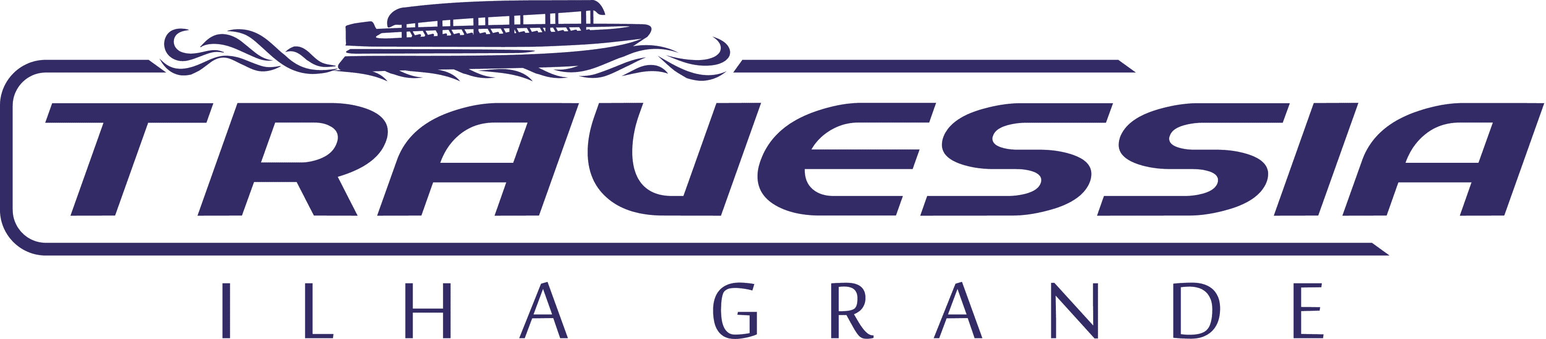 Ilha Grande Travessia Logo