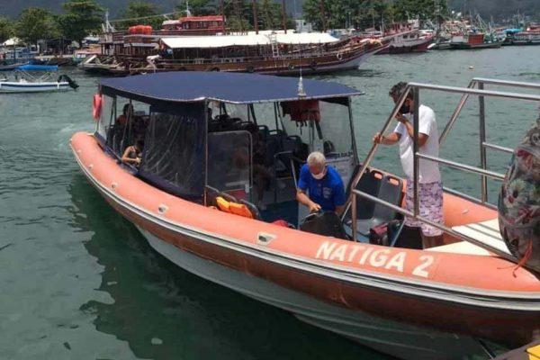 Flexboats para Araçatiba ou Praia Vermelha